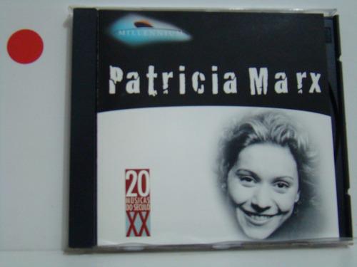 cd - patricia marx - millennium
