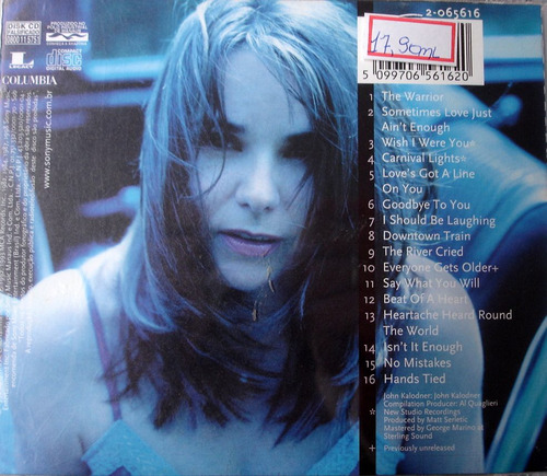 cd - patty smyth - greatest hits