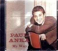 cd paul anka - my way (novo/aberto)