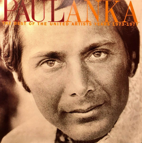 cd paul anka the best of the united artists