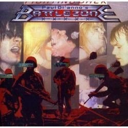 cd paul dianno battlezone fighting back - uk