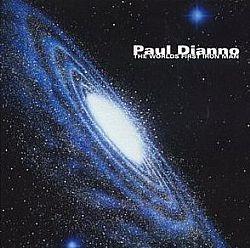 cd paul dianno - the worlds first iron man (novo/aberto)