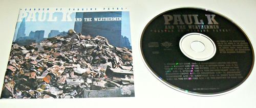 cd paul k and the weathermen / garden of forking paths imp.