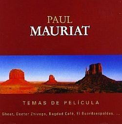 cd paul mauriat - temas de pelicula (novo/lacrado)