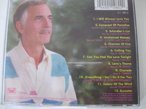 cd  =  paul mauriat - trilhas sonoras
