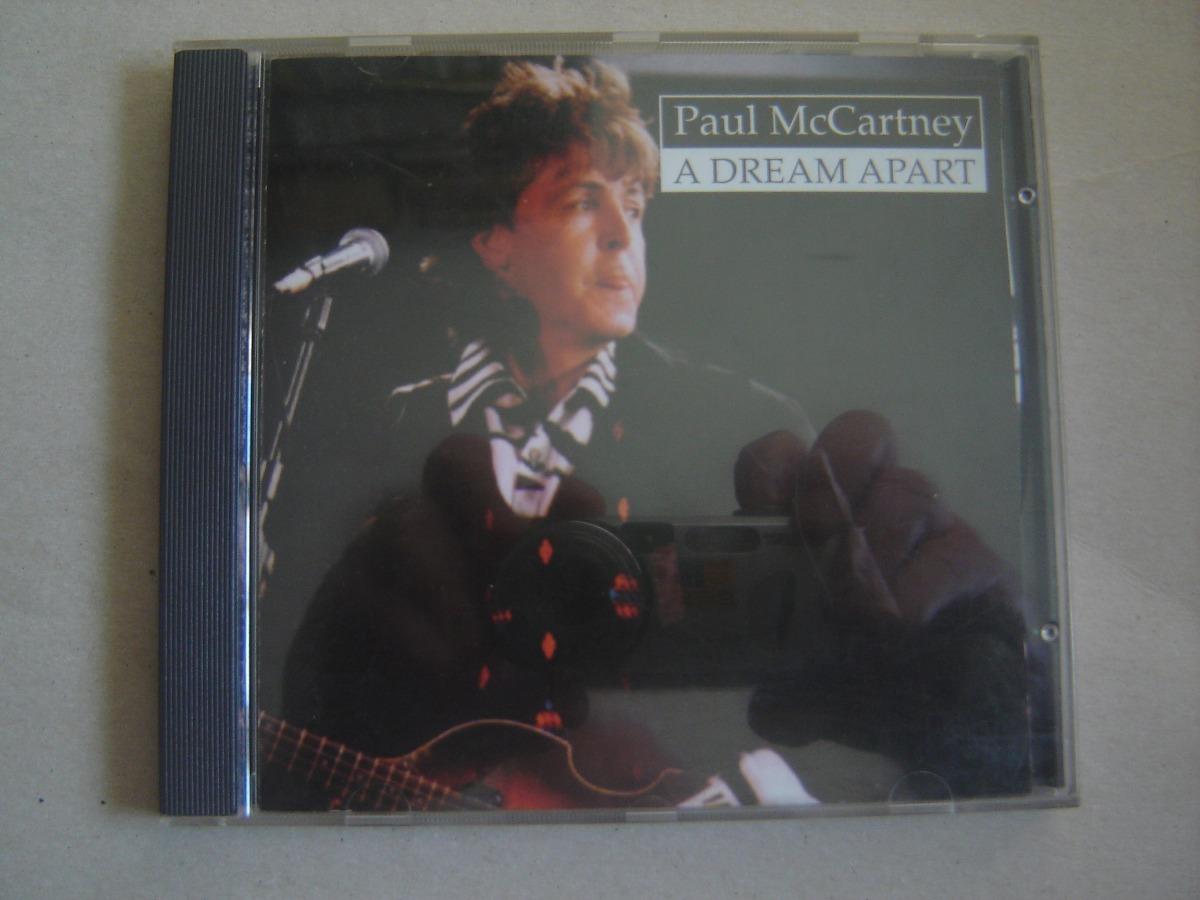 Cd - Paul Mccartney - A Dream Apart - Bootleg - Original-imp