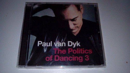 cd paul van dyk the politics of dancing 3 nuevo y sellado