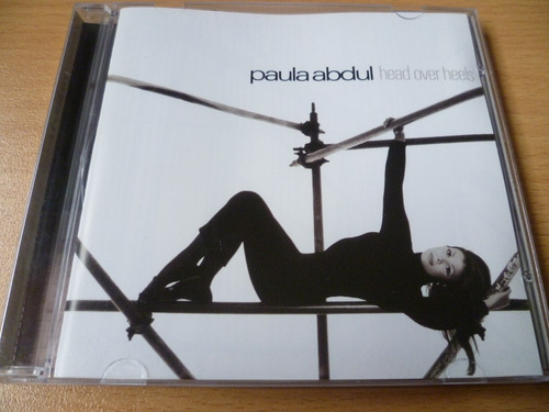 cd paula abdul head over heels como nuevo! janet (top music)