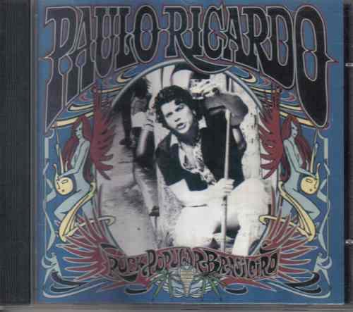 cd paulo ricardo - rock popular brasileiro