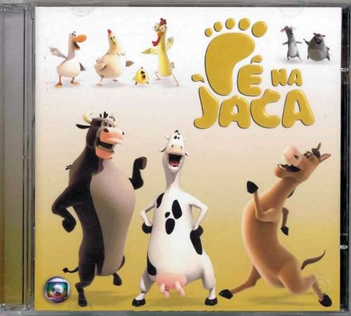 cd pé na jaca trilha sonora 2006 'original'