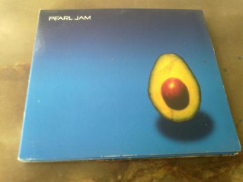 cd pearl jam originales sin detalles