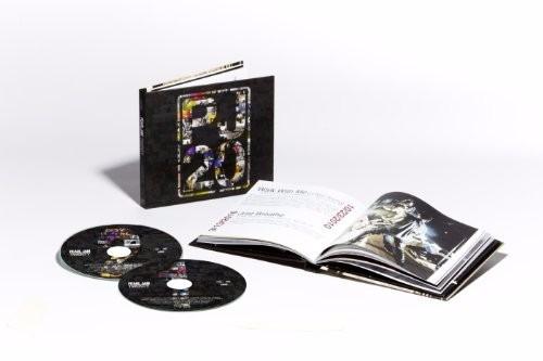cd - pearl jam - twenty