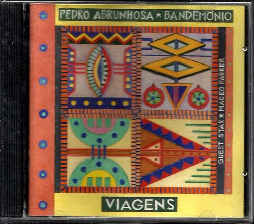 cd pedro abrunhosa bandemonio viagens 1994 (import)