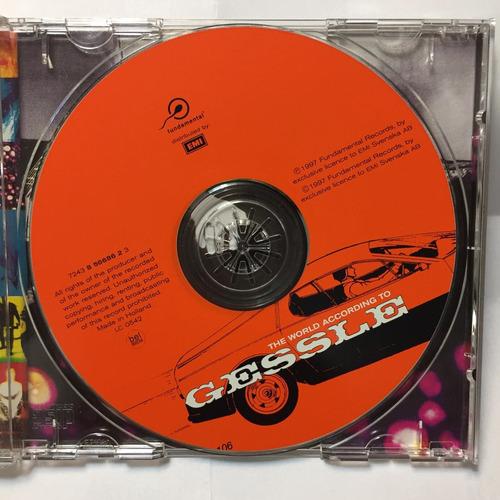 cd per gessle - the world according to gessle