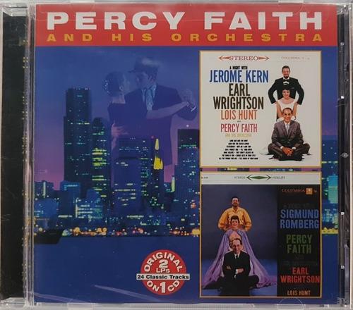 cd percy faith -  night jerome kern & night sigmund romberg