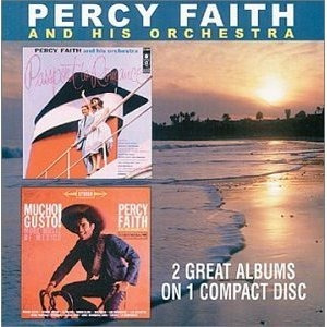 cd percy faith: passport to romance / mucho gusto (2 em 1)