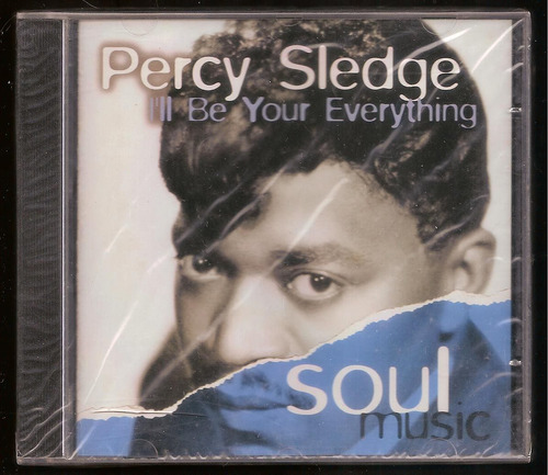 cd percy sledge - i'll be your everything