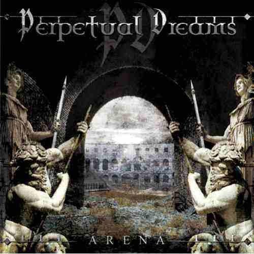 cd perpetual dreams - arena ( lacrado )