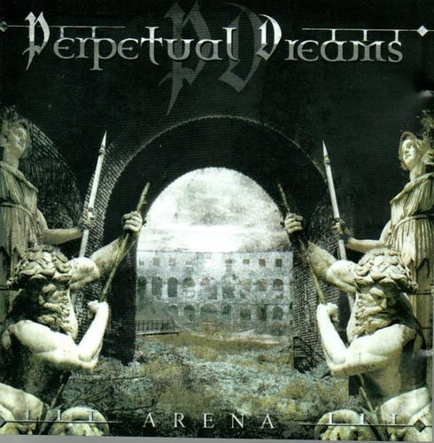 cd - perpetual dreams - arena - lacrado