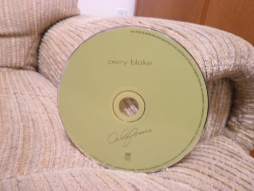 cd perry blake california importado frança