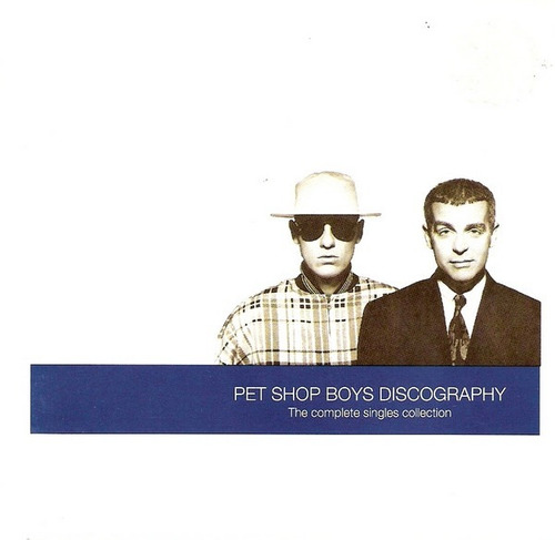 cd pet shop discography complete singles collection (import)
