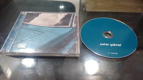 cd peter gabriel homonimo en formato cd