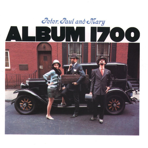 cd : peter, paul and mary - album 1700 (cd)