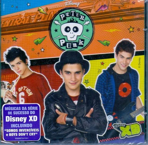 cd peter punk - superrealidad 303 - novo***