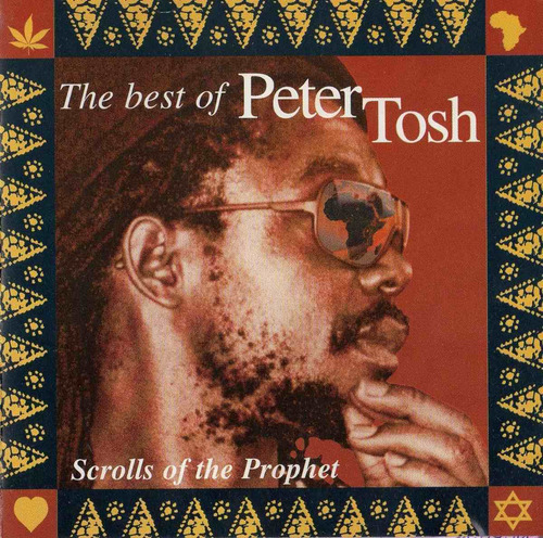 cd peter tosh - the best of scrolls of the prophet