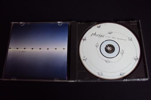 cd phajja  seize the moment  (original)  importado