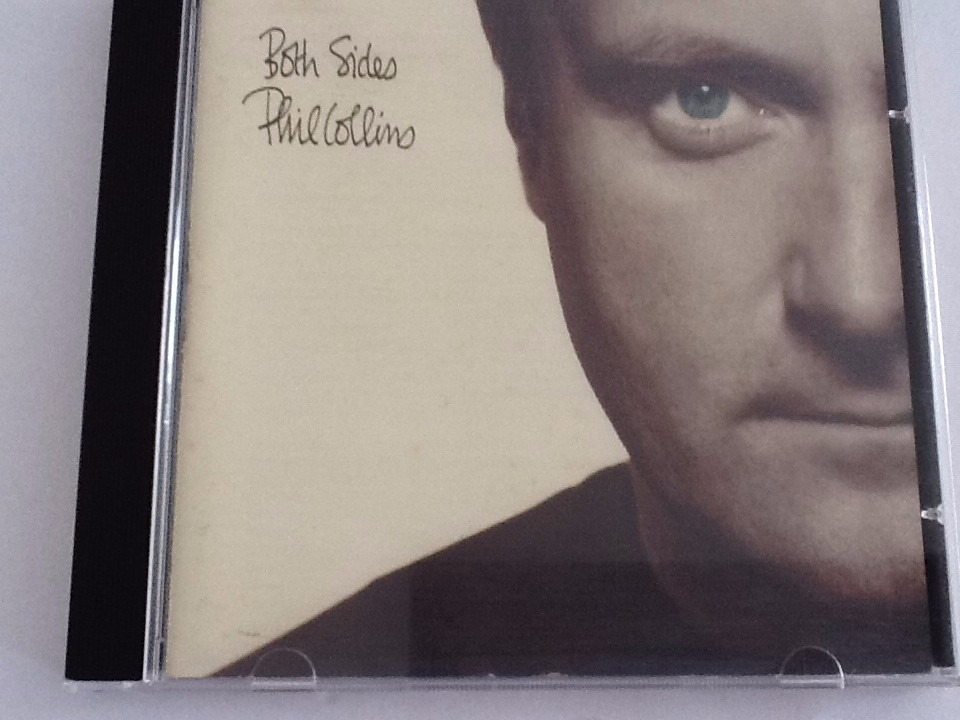 cd phil collins both sides can t find my way 1993 r 16 00
