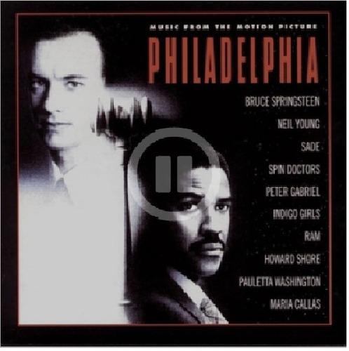 cd philadelphia soundtrack 93 bruce springsteen spin doctors