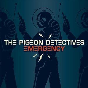 cd pigeon detectives emergency - uk