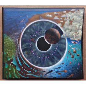Cd Pink Floyd - Pulse - Cd Duplo Com Luva E Led Funcionando