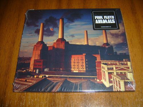 cd pink floyd / animals (nuevo y sellado) made in the eu