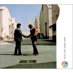 cd pink floyd wish you were here - novo lacrado original