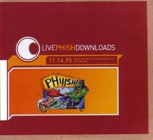 cd pish live phish 11/14/95
