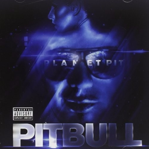 cd -  pitbull - planet pit - deluxe edition