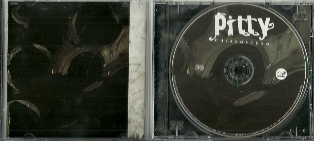 musicas do cd chiaroscuro 2009