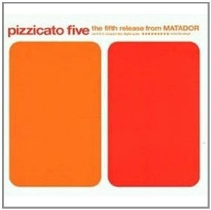 cd pizzicato 5 the fifth release from matador