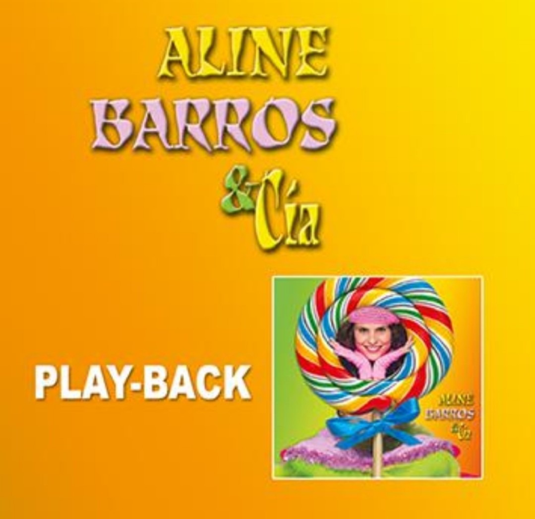 Aline Barros Aline Barros & Cia 2 cd play back aline barros e cia 1 mk music