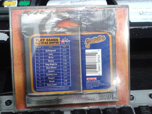 cd - play games ¿ dog eat dog (promoção)