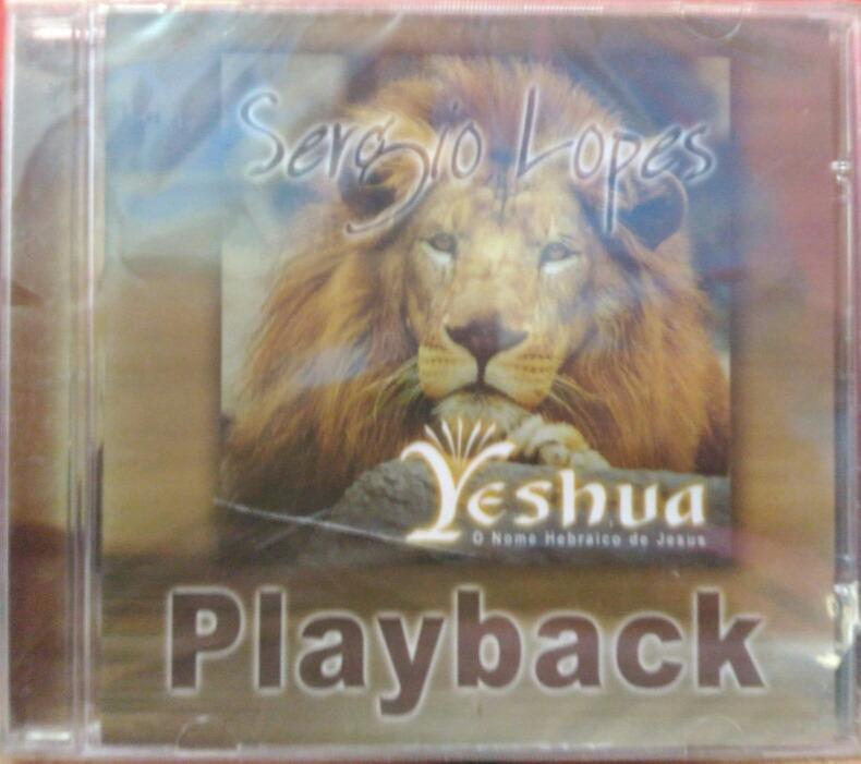 cd sergio lopes yeshua playback