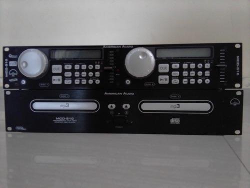 cd player american audio mcd 510
