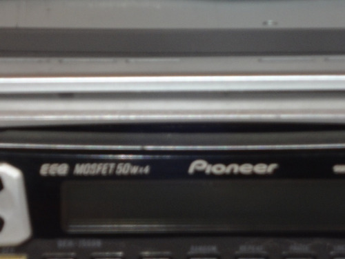 cd player automotivo pioneer mosfet 50wx4