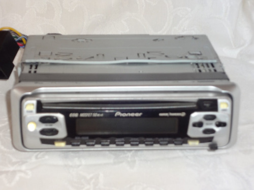 cd player automotovito pioneer mosfet 50wx4