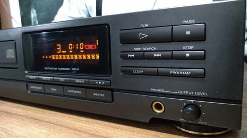 cd player de alta precisão gradiente cdp-4000