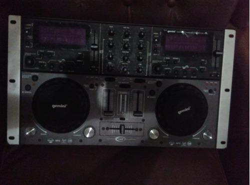 cd player gemini 6000