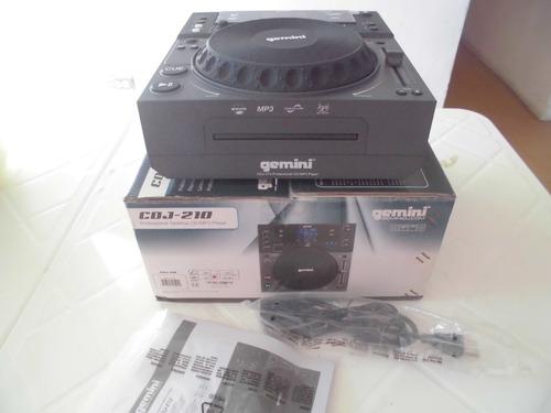 cd player gemini cdj-210 nuevo a estrenar!!!!