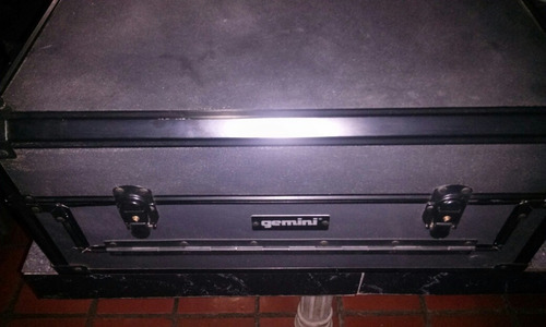 cd player gemini cdmp 6000 + case